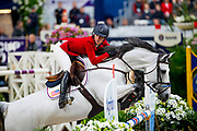 Kelli Cruciotti - Hadja van Orshof<br /> FEI World Cup Final Gothenburg 2019<br /> &copy; DigiShots