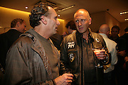 ROBERT PERENO AND MICHAEL ROSS. De Grisogono & Londino Car Rally  party. <br />