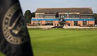 SANDWICH (GB) - Clubhuis, clubhouse. The Prince's Golf Club. COPYRIGHT KOEN SUYK