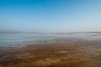 Salt lake after the rain, Danakil Depression, Ethiopia.