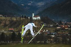 VOROS Virag (HUN) during qualification round of FIS Ski Jumping World Cup Ladies Ljubno 2020, on February 23th, 2020 in Ljubno ob Savinji, Ljubno ob Savinji, Slovenia. Photo by Matic Ritonja / Sportida