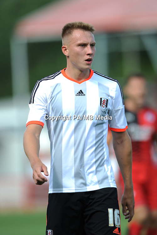 Cauley Woodrow, Fulham