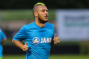 Forest Green Rovers Liam Noble (15) during the Vanarama National League match between Forest Green Rovers and Eastleigh at the New Lawn, Forest Green, United Kingdom on 13 September 2016. Photo by Shane Healey.