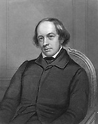 Robert John Kane (1809-1890), Irish Chemist, c1860.  His name is remembered in Ireland for the book published in 1844 entitled 'The Industrial Resources of Ireland'.  From 'Chemistry' by Sheridan Muspratt. (London, c1860). Engraving.