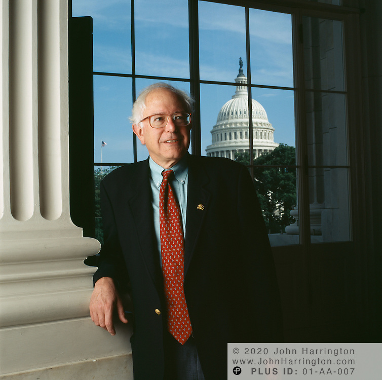 Congressman Bernie Sanders, I-Vermont<br />