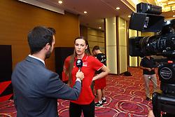 2019 VOLLEYBALL WOMEN'S EUROPEAN CHAMPIONSHIP<br /> MEDIA MEETING DAY<br /> ANKARA (TURKEY) SEPTEMBER 6TH, 2019