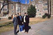 Tourn&eacute;e USA 1987<br /> alessandro gamba, ceccotti, rubini