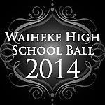 Waiheke High School Ball 2014