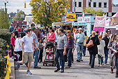 The 2015 Hot Rod Harvest Homecoming in New Albany, Ind.