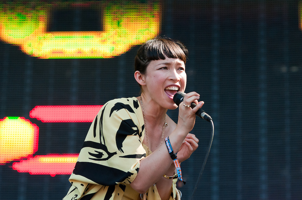 Little Dragon at Lollapalooza