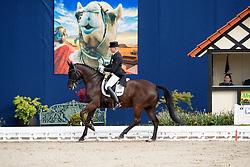 SCHMIDT Hubertus (GER), Toscana Old<br /> Hagen - Horses and Dreams meets the Royal Kingdom of Jordan 2018<br /> Prix St. Georges<br /> 25 April 2018<br /> www.sportfotos-lafrentz.de/Stefan Lafrentz