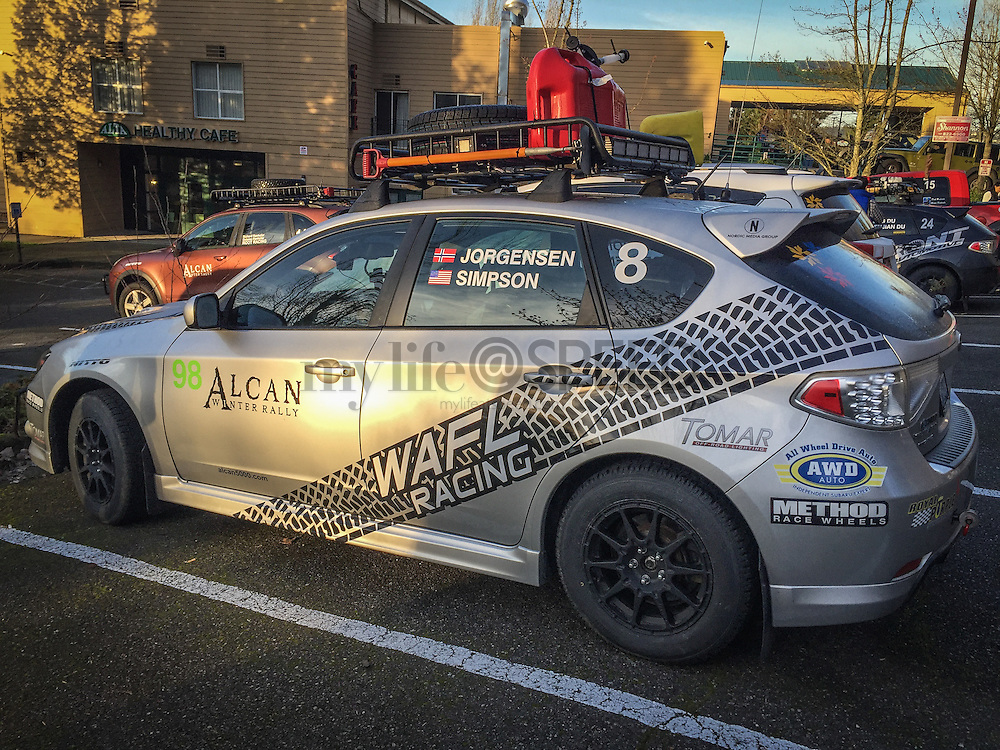 Alcann 5000 2016 start photos