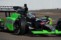 Mike Conway, Honda Grand Prix of St. Petersburg, Streets of St. Petersburg, St. Petersburg, FL USA 3/27/2011