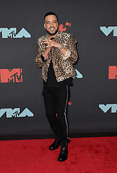 August 26, 2019, New York, New York, United States: French Montana arriving at the 2019 MTV Video Music Awards at the Prudential Center on August 26, 2019 in Newark, New Jersey  (Credit Image: © Kristin Callahan/Ace Pictures via ZUMA Press)