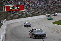 November 3, 2018 - Ft. Worth, Texas, United States of America - Ty Majeski (60) battles for position during the O'Reilly Auto Parts Challenge at Texas Motor Speedway in Ft. Worth, Texas. (Credit Image: © Justin R. Noe Asp Inc/ASP via ZUMA Wire)