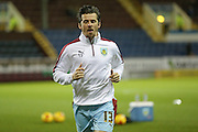 Burnley midfielder Joey Barton  during the Sky Bet Championship match between Burnley and Derby County at Turf Moor, Burnley, England on 25 January 2016. Photo by Simon Davies.