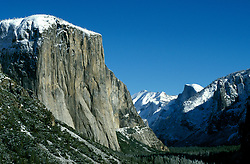 California: Yosemite Valley. View from Inspiration Point. Photo cayose102..Photo copyright Lee Foster, 510/549-2202, lee@fostertravel.com, www.fostertravel.com
