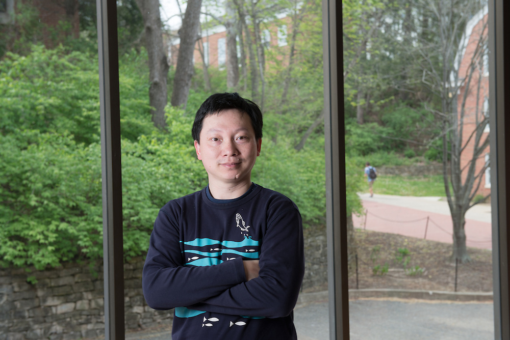 Zhijun Yin, Faculty. math, College of Arts and Sciences