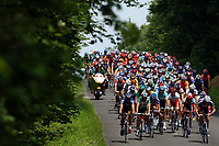 SYKKEL - TOUR DE FRANCE 2003 - STEP3 - CHARLEVILLE-MEZIERES > SAINT-DIZIER -  08072003 - PHOTO: CROSNIER MILLEREAU / DIGITALSPORT ILLUSTRATION - PELOTON