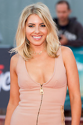 © Licensed to London News Pictures. 23/09/2016. MOLLIE KING attends the Swiss Army Man and Imperium film premier's  at the Empire Live gala screening, London, UK. Photo credit: Ray Tang/LNP