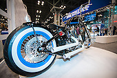 International Motorcycle Show NYC Dec 2013