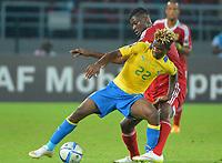 Ferebory Dore ( Congo ) - Ibrahim Ndong ( Gabon )
