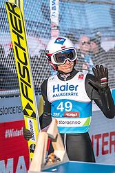 23.02.2019, Bergiselschanze, Innsbruck, AUT, FIS Weltmeisterschaften Ski Nordisch, Seefeld 2019, Skisprung, Herren, im Bild Kamil Stoch (POL) // Kamil Stoch of Poland during the men's Skijumping HS130 competition of FIS Nordic Ski World Championships 2019 at the Bergiselschanze in Innsbruck, Austria on 2019/02/23. EXPA Pictures © 2019, PhotoCredit: EXPA/ Dominik Angerer