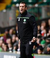 02/03/16 LADBROKES PREMIERSHIP<br /> CELTIC v DUNDEE<br /> CELTIC PARK - GLASGOW<br /> Celtic manager Ronny Deila
