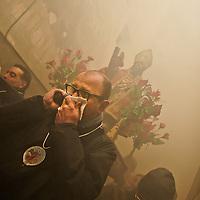 PROCESION DEL HUMO - PROCESSION OF SMOKE