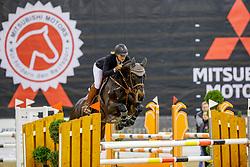 BLASEK Alexandra (GER), Conveni's Montendro<br /> Oldenburg - AGRAVIS Cup 2019<br /> ESCON-Spring Club - Medium Tour<br /> Int. Springprüfung - 1.15 m<br /> 01. November 2019<br /> © www.sportfotos-lafrentz.de/Stefan Lafrentz