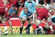 Phil Waugh. Queensland Reds v NSW Waratahs. Investec Super Rugby Round 10 Match, 24 April 2011. Suncorp Stadium, Brisbane, Australia. Reds won 19-15. Photo: Clay Cross / photosport.co.nz