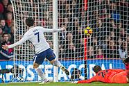 AFC Bournemouth v Tottenham Hotspur 11/03/2018
