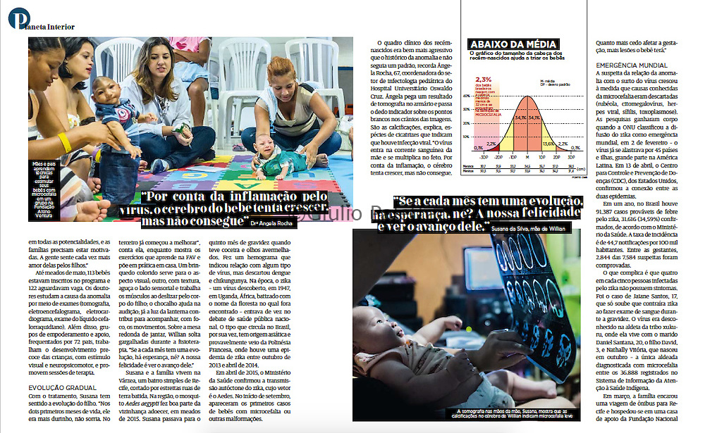 Published in Revista Planeta magazine, Brazil, June 2016