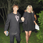 Steven Klein and Gwyneth Paltrow.Gwyneth Paltrow and Steven Klein Hosted Benefit For Hamptons Amaryllis Farm Equine Rescue.Madonna Serves As Honary Chairperson.Kelly Klein, Sale Johnson and Marcy Warren to Co-Chair.Special Performance By Olympic Rider Robert Dover .Estate of Steven Klein.Bridgehampton, NY, USA.Saturday, August 09, 2008.Photo By Celebrityvibe.com.To license this image please call (212) 410 5354; or Email: celebrityvibe@gmail.com ;.website: www.celebrityvibe.com