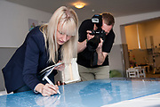 Line Lykke Jensen Photo Session 2015