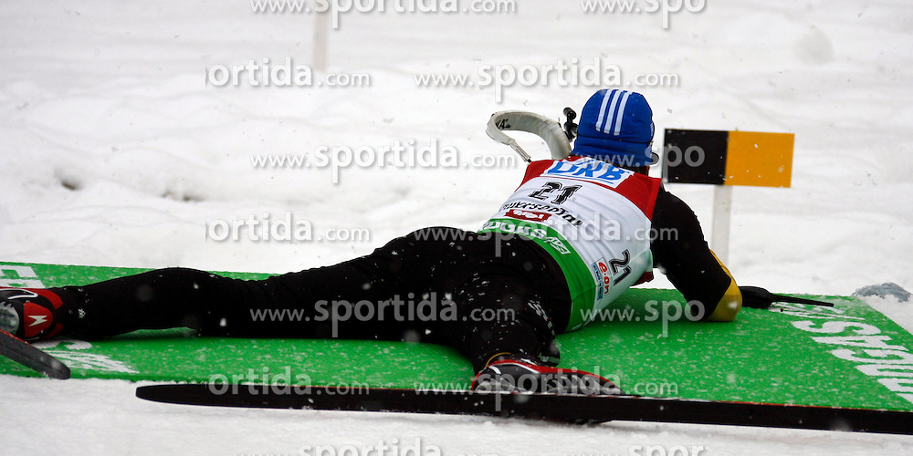 15.12.2011, Biathlonzentrum, Hochfilzen, AUT, E.ON IBU Weltcup, 3. Biathlon, Hochfilzen, Sprint Maenner, im Bild Michael Greis (GER) // during Sprint men E.ON IBU World Cup 3th Biathlon, Hochfilzen, Austria on 2011/12/15. EXPA Pictures © 2011, PhotoCredit: EXPA/ Oskar Hoeher