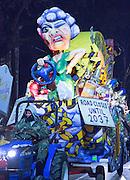 Krewe d'Etat Parade; February 13, 2015
