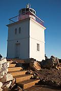 Cape Borda Lighthouse - Kangaroo Island, Australia.  Circa 1858.