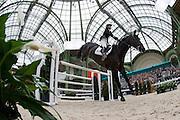 Meredith Michaels Beerbaum - Unbelievable 5<br /> Saut Hermes 2013<br /> © DigiShots