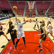 11/03/2017 - Women's Basketball v CSU Los Angeles