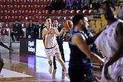 Tommaso Baldasso<br /> Unicusano Roma - Benacquista Assicurazioni Latina<br /> Campionato Basket LNP 2016/2017<br /> Roma 06/11/2016<br /> Foto Ciamillo-Castoria