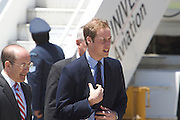 Prince William arrives in Australia at Sydney Airport. . An instant sale option is available where a price can be agreed on image useage size. Please contact me if this option is preferred.