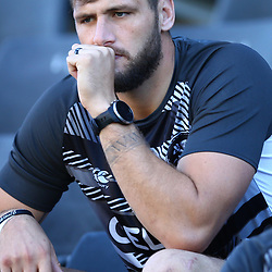 DURBAN, SOUTH AFRICA - MAY 05: Ruan Botha of the Cell C Sharks during the SuperSport Rugby Challenge match between Cell C Sharks XV and Down Touch Griffons at Johsson Kings Park Stadium on May 05, 2018 in Durban, South Africa. (Photo by Steve Haag/Gallo Images)