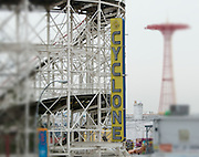 Coney Island, Cyclone and Parachute
