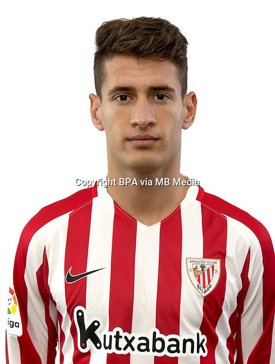 Spain - La Liga Santander 2016-2017 / <br /> ( Athletic Club Bilbao ) - <br /> Enric Saborit Teixidor &quot; Enric Saborit &quot;