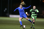070116 Cardiff city Ladies v Forest Green Rovers Ladies