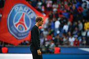 Thomas TUCHEL (PSG) during the French championship L1 football match between Paris Saint-Germain (PSG) and SCO Angers, on August 25th, 2018 at Parc des Princes Stadium in Paris, France - Photo Stephane Allaman / ProSportsImages / DPPI