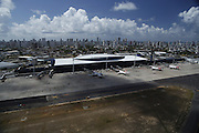 Recife_PE, Brasil.<br /> <br /> Vista aerea de Recife, Pernambuco. Na foto Aeroporto Internacional do Recife / Guararapes - Gilberto Freyre.<br /> <br /> Aerial view of Recife, Pernambuco. In this photo International airport of Recife - Guararapes - Gilberto Freyre.<br /> <br /> Foto: LEO DRUMOND / NITRO
