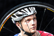 JAMES BOARDMAN / 07967642437.English track cyclist Peter Mitchell.