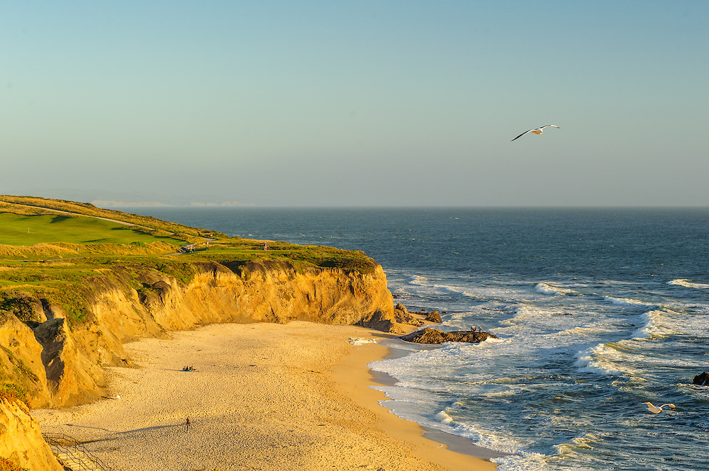 Half Moon Bay Golf Links  <br /> 2 Miramontes Point Rd, Half Moon Bay, California